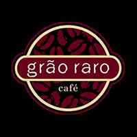 Logo Grão Raro Café
